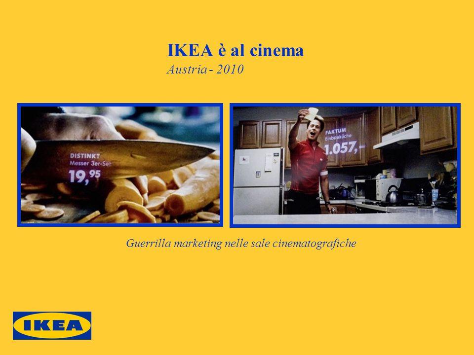 IKEA è al cinema Austria - 2010
