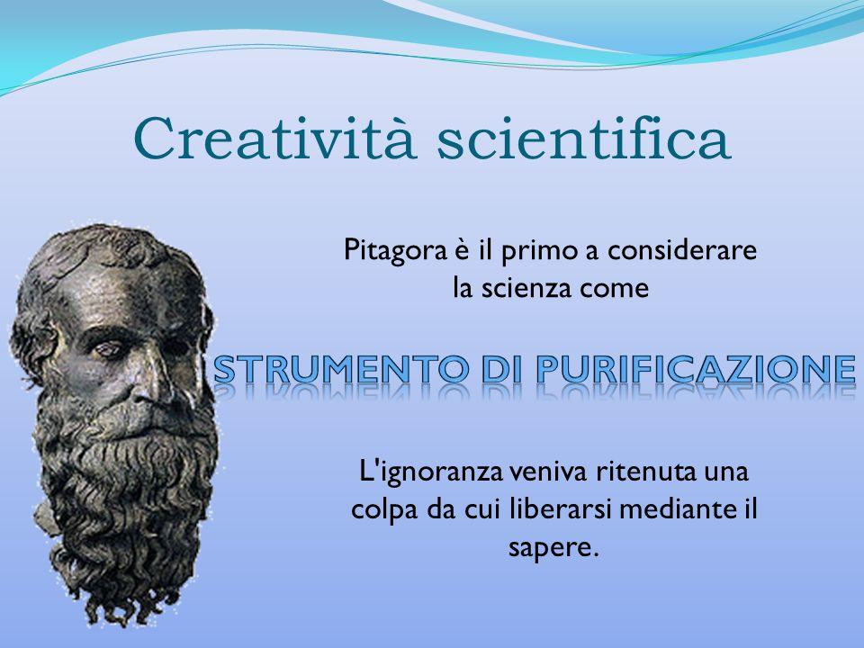 Creatività scientifica