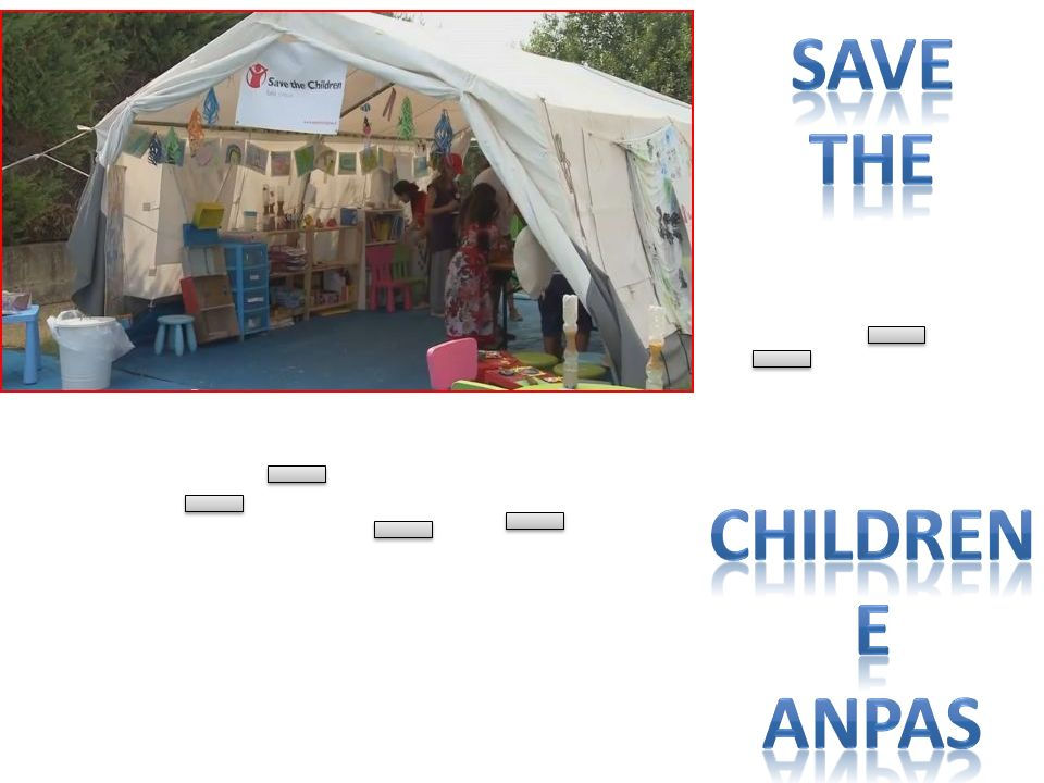 SAVE THE CHILDREN E ANPAS