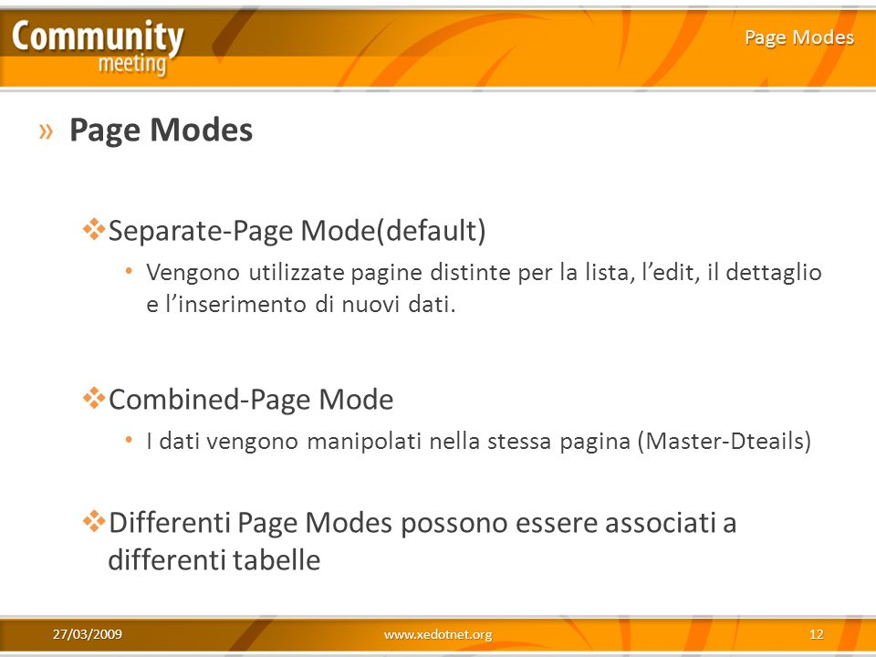 Page Modes Separate-Page Mode(default) Combined-Page Mode