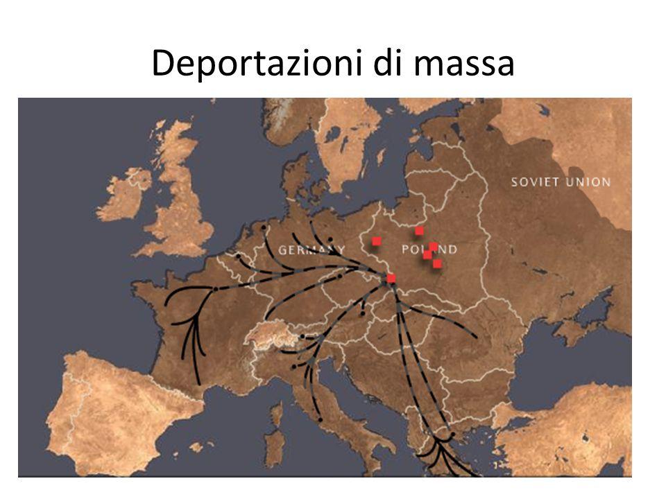 Deportazioni di massa