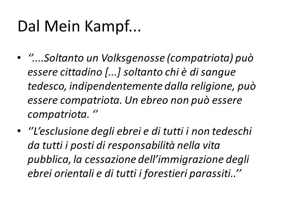 Dal Mein Kampf...