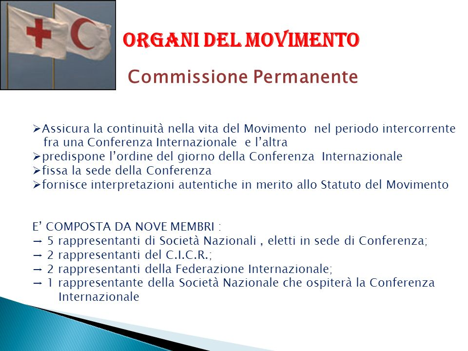 Commissione Permanente