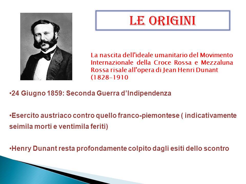 Le Origini 24 Giugno 1859: Seconda Guerra d'Indipendenza