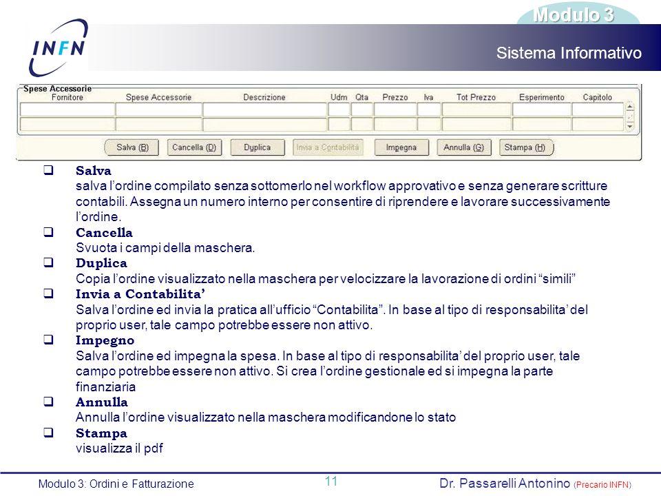 Modulo 3 Sistema Informativo Salva