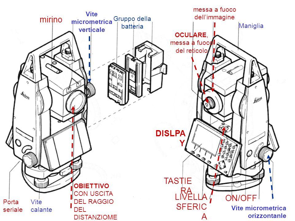 Vite micrometrica verticale