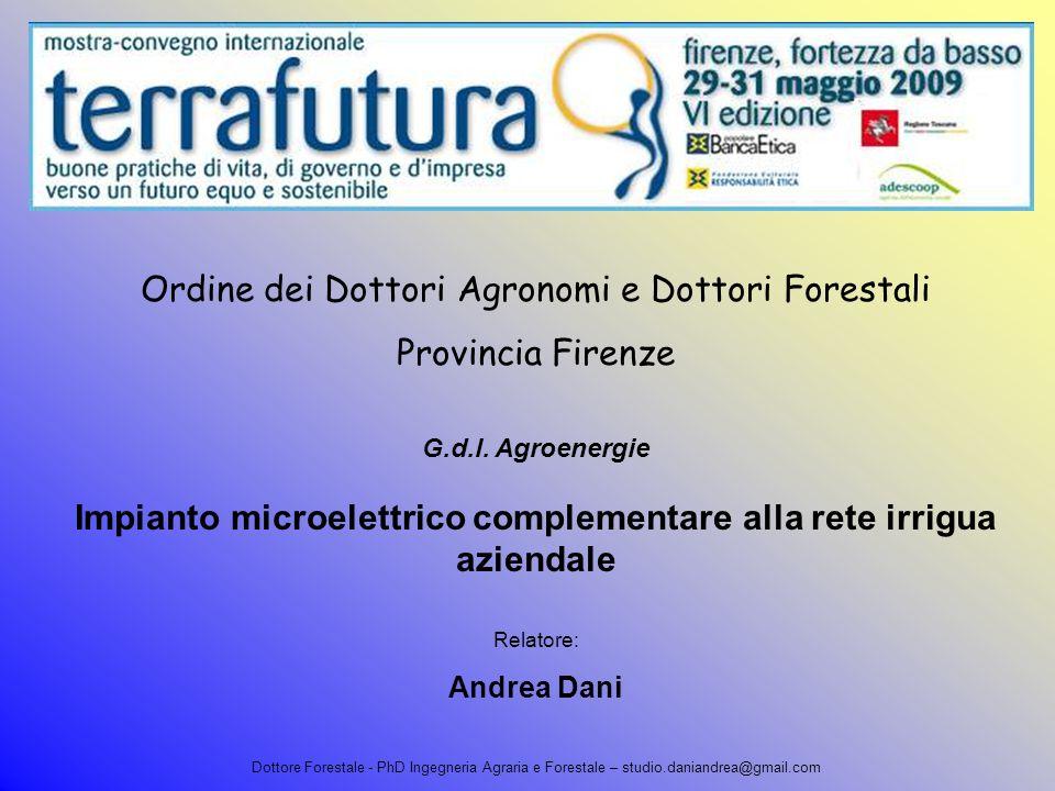Ordine dei Dottori Agronomi e Dottori Forestali