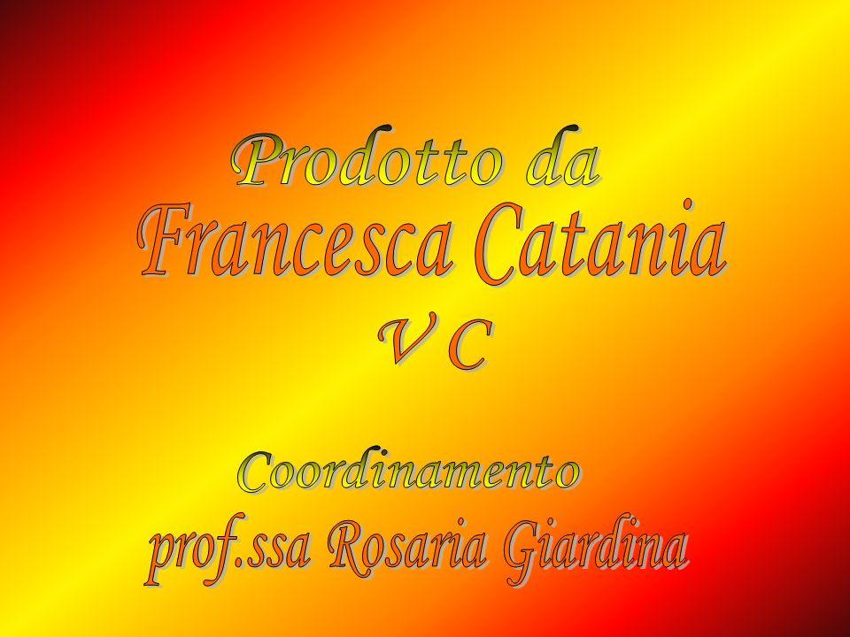 prof.ssa Rosaria Giardina