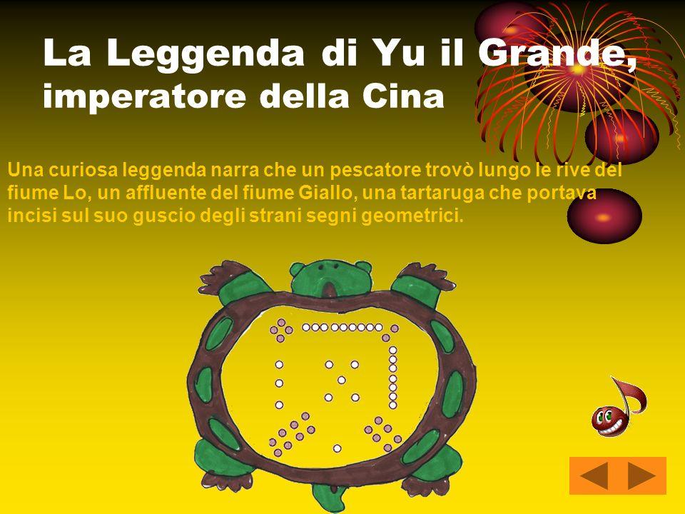 La Leggenda di Yu il Grande, imperatore della Cina