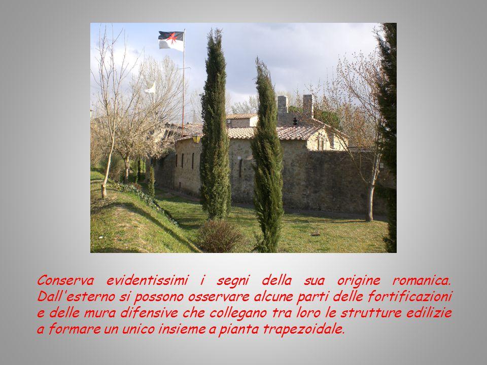 Conserva evidentissimi i segni della sua origine romanica