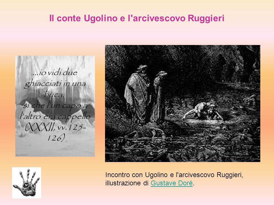Il conte Ugolino e l arcivescovo Ruggieri