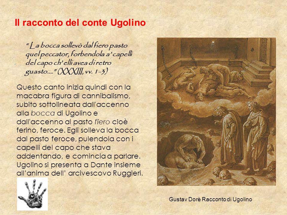 Il racconto del conte Ugolino