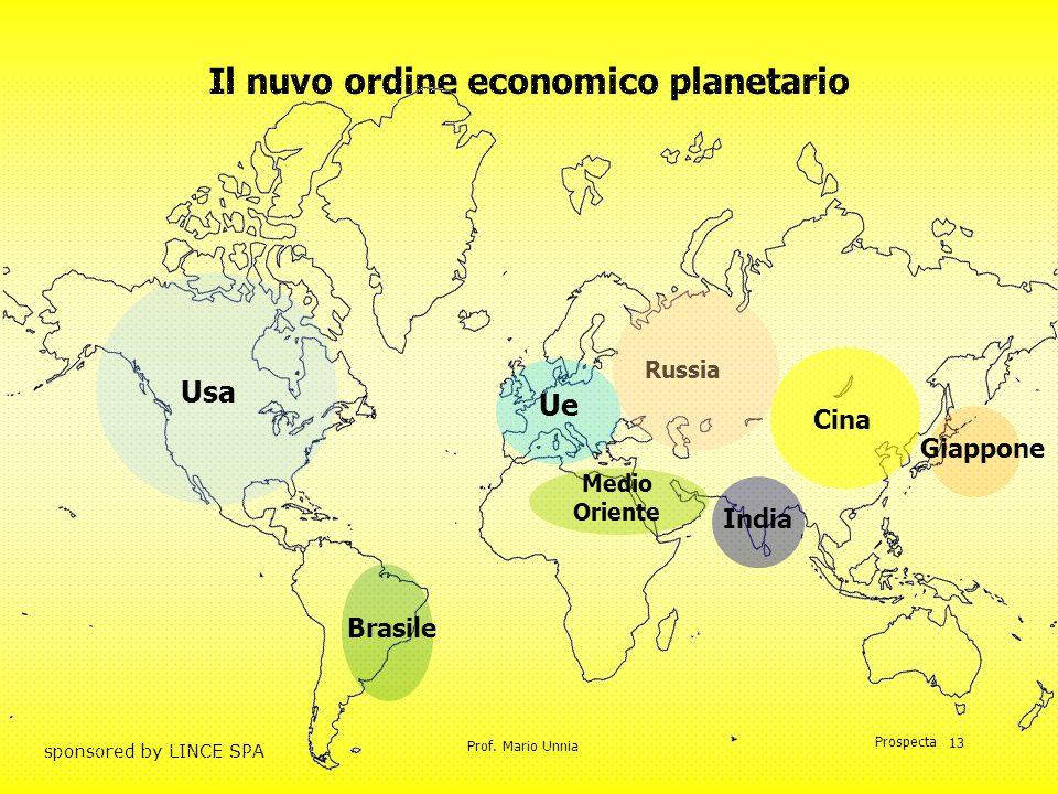Il nuvo ordine economico planetario