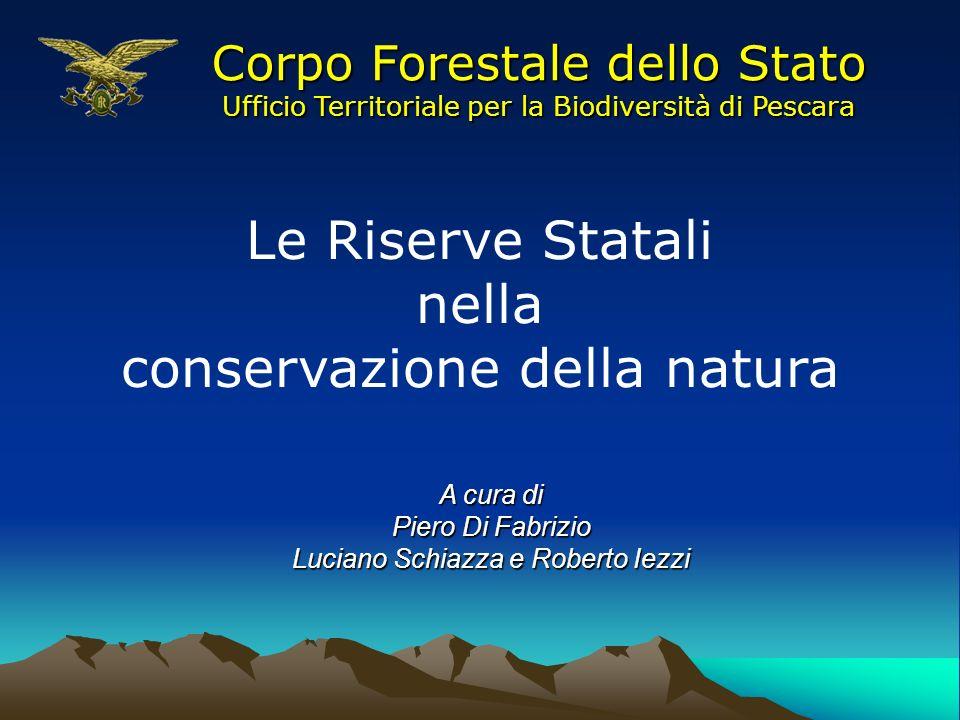 conservazione della natura