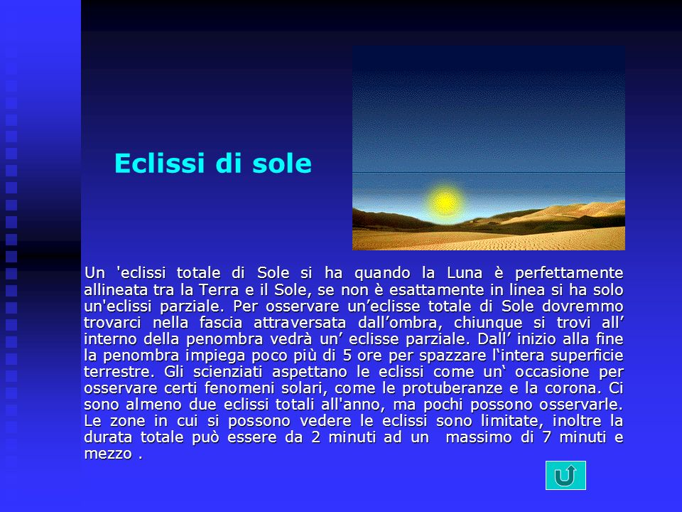Eclissi di sole