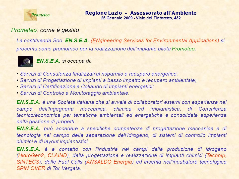 26 Gennaio 2009 - Viale del Tintoretto, 432