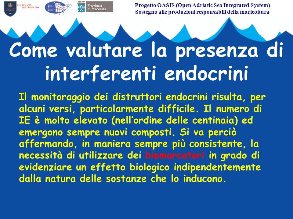 Come valutare la presenza di interferenti endocrini