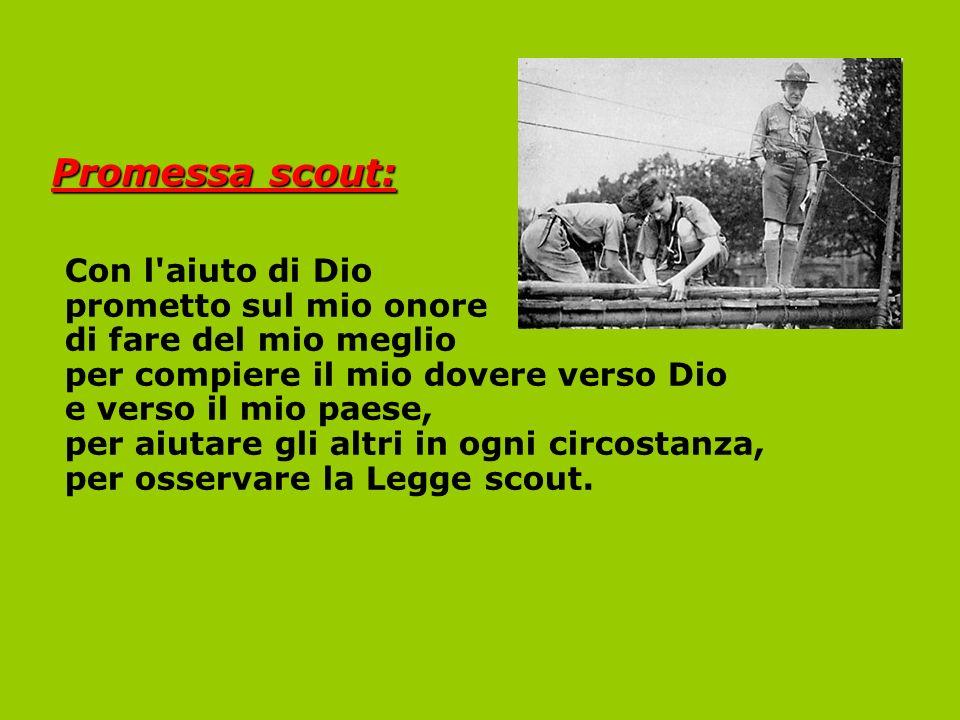 Promessa scout: