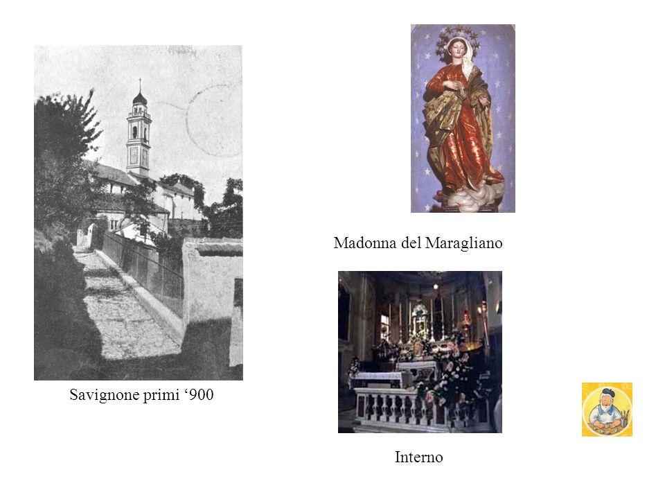 Madonna del Maragliano