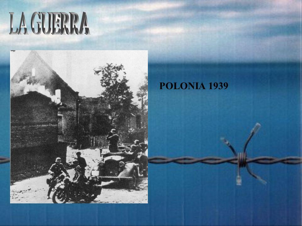 LA GUERRA POLONIA 1939