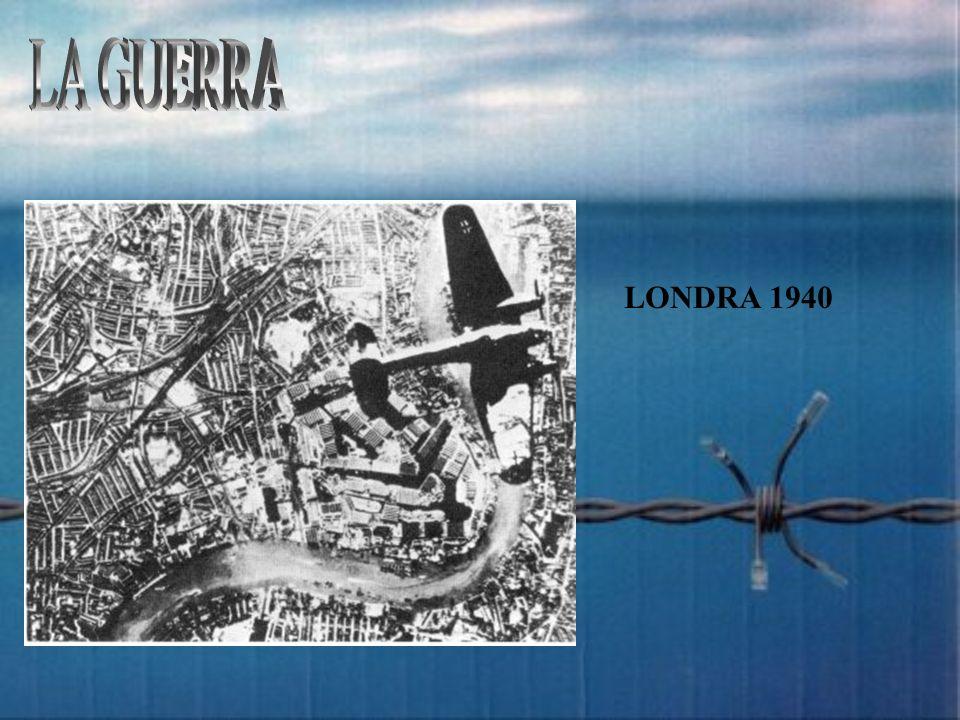 LA GUERRA LONDRA 1940