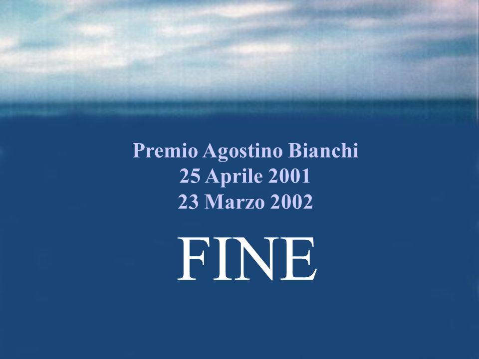 Premio Agostino Bianchi