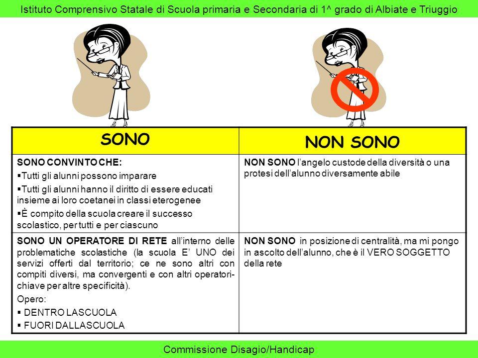 Commissione Disagio/Handicap