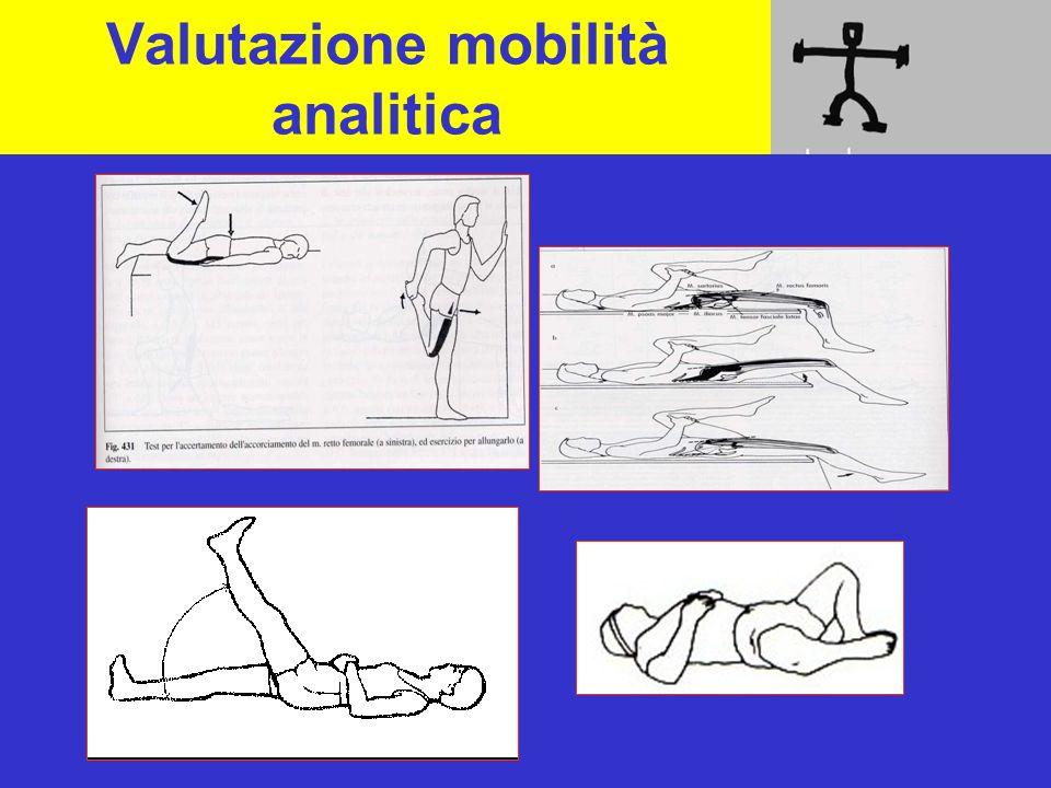 Valutazione mobilità analitica