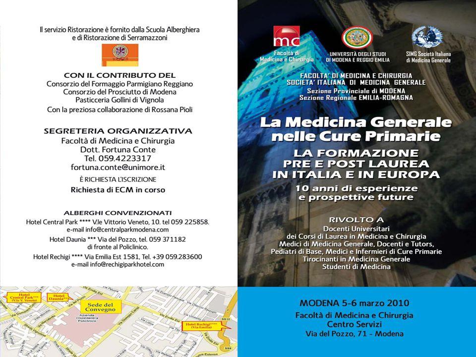 Ho partecipato presentando l'esperienza di Monza, con 2 neolaureati che hanno presentato la loro tesi di laurea