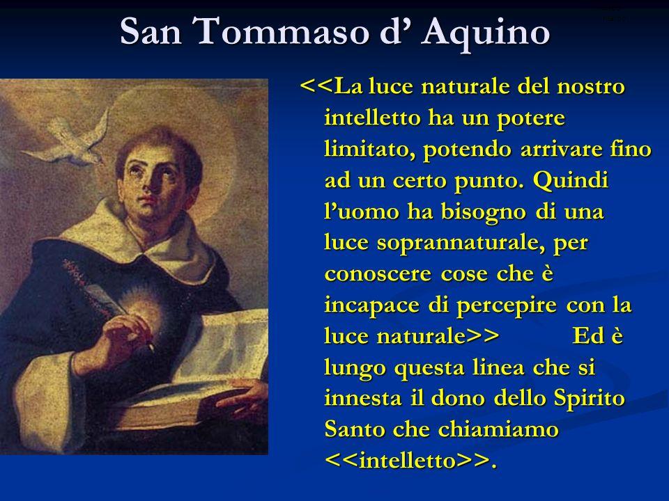 San Tommaso d' Aquino ritardo. ritardo.