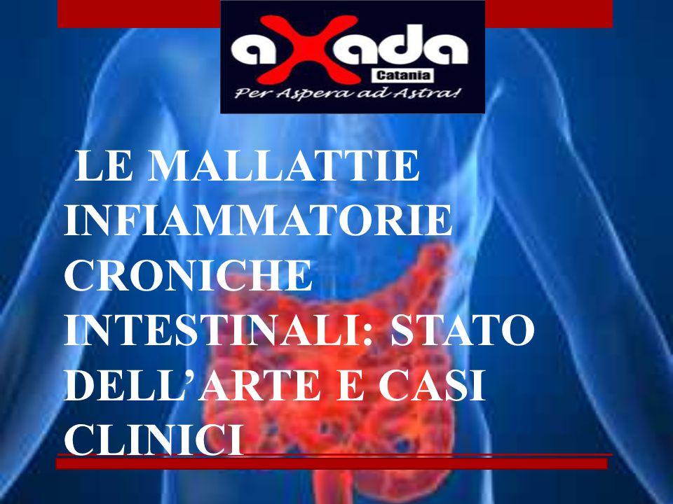 LE MALLATTIE INFIAMMATORIE CRONICHE INTESTINALI: STATO DELL'ARTE E CASI CLINICI
