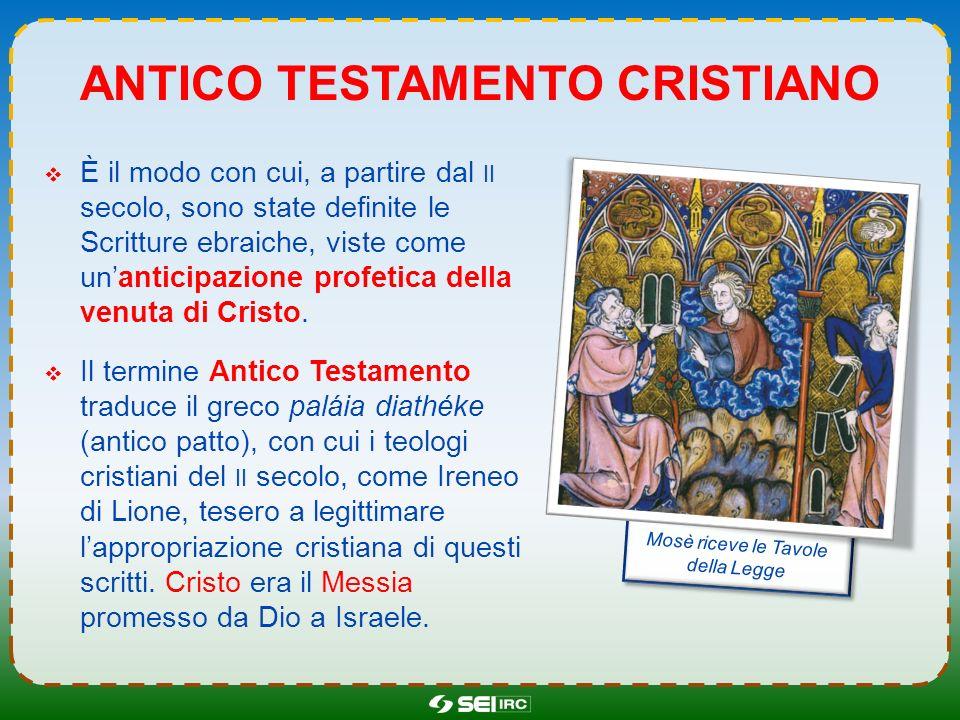 Antico testamento cristiano