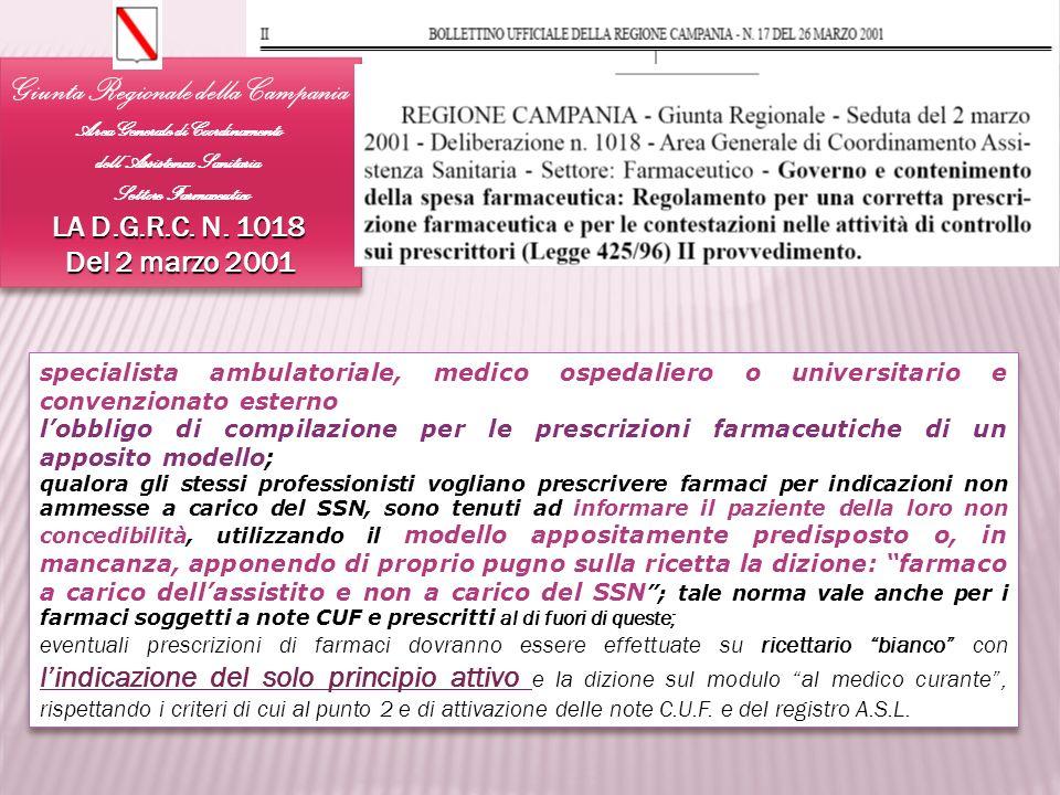 Giunta Regionale della Campania