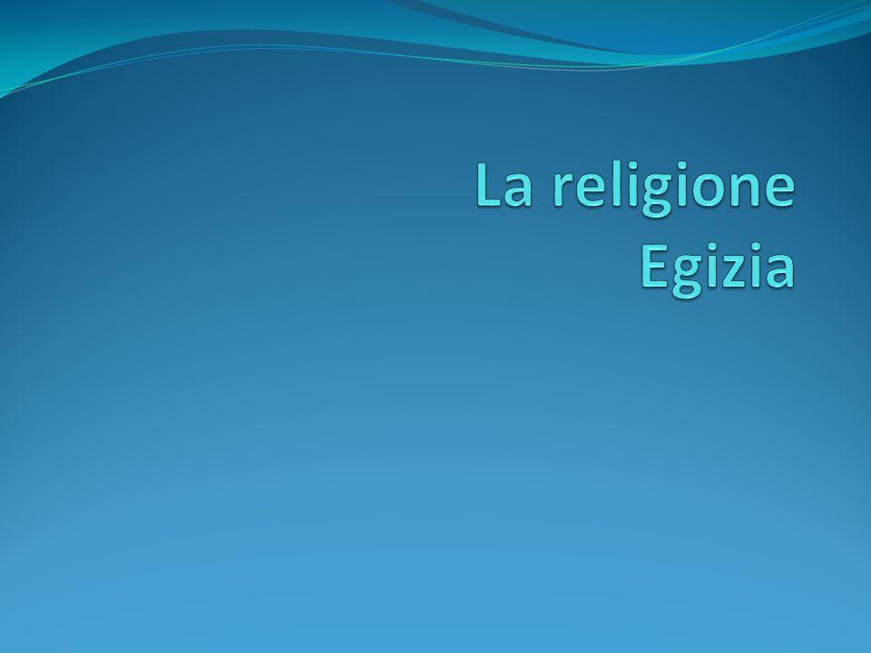 La religione Egizia