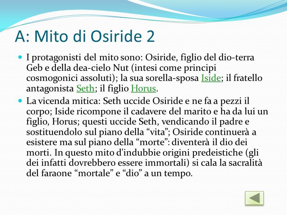 A: Mito di Osiride 2