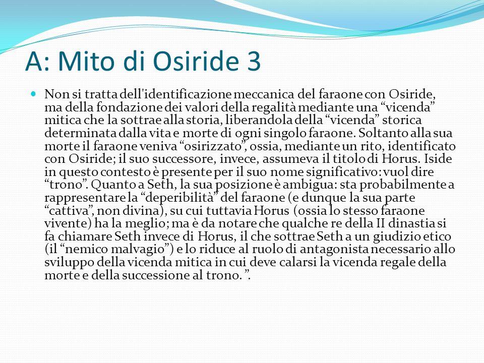 A: Mito di Osiride 3
