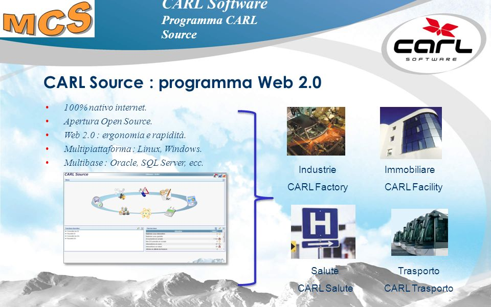 CARL Source : programma Web 2.0
