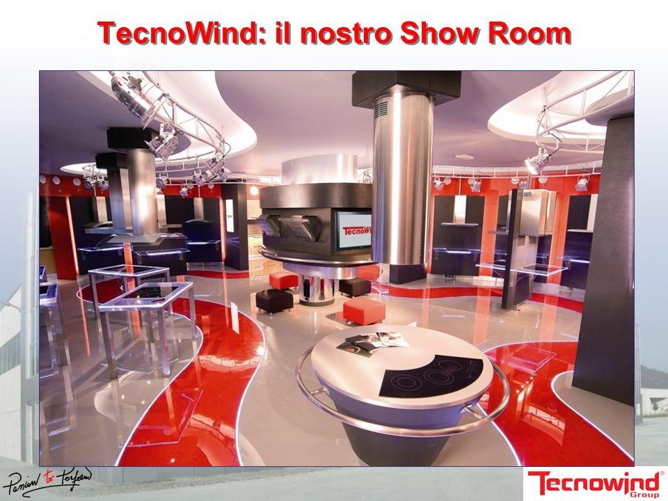 TecnoWind: il nostro Show Room