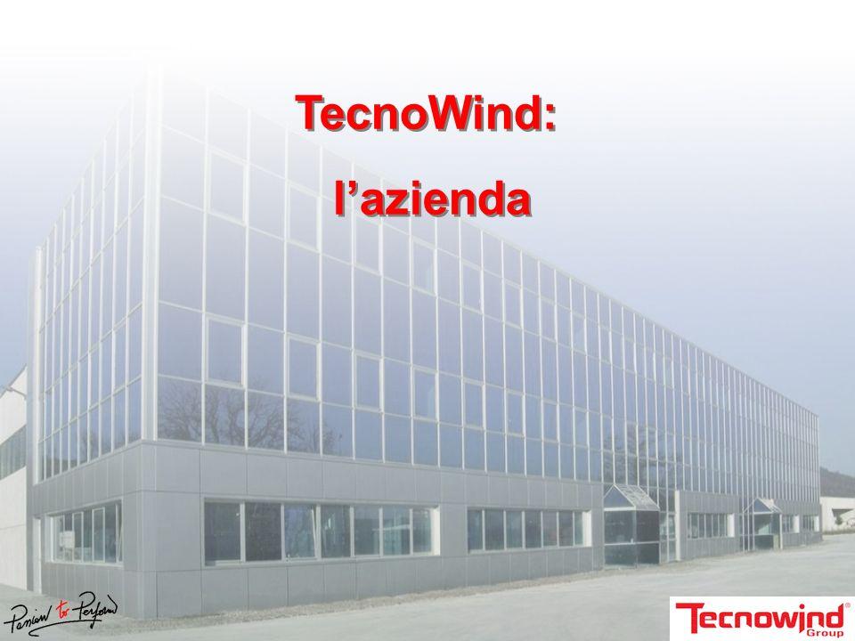 TecnoWind: l'azienda