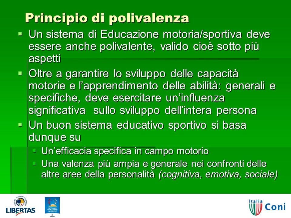 Principio di polivalenza