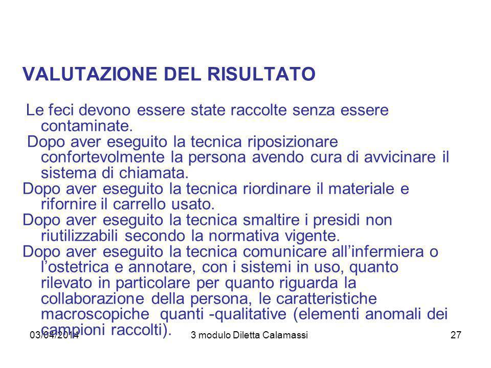 3 modulo Diletta Calamassi