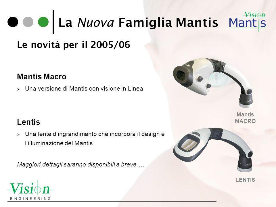 La Nuova Famiglia Mantis