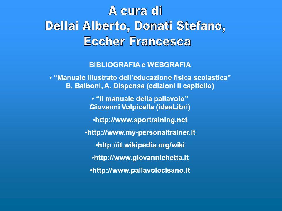 Dellai Alberto, Donati Stefano, Eccher Francesca