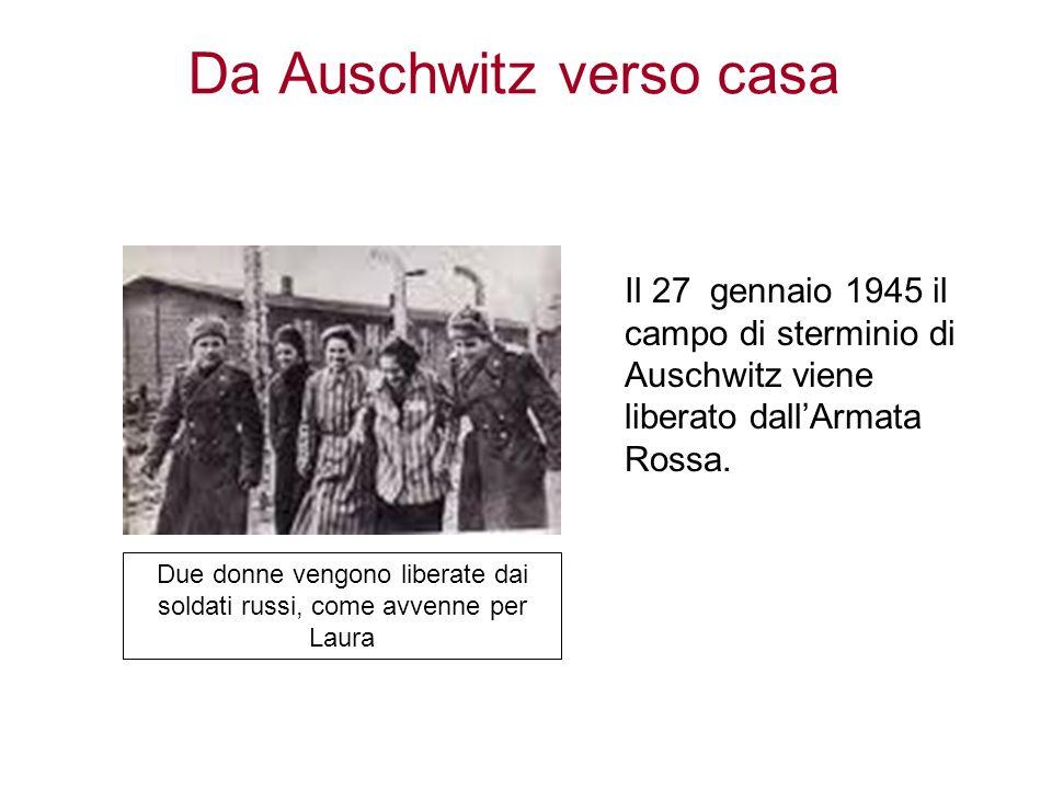 Da Auschwitz verso casa