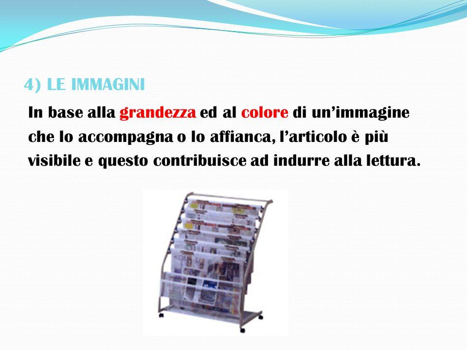 4) LE IMMAGINI