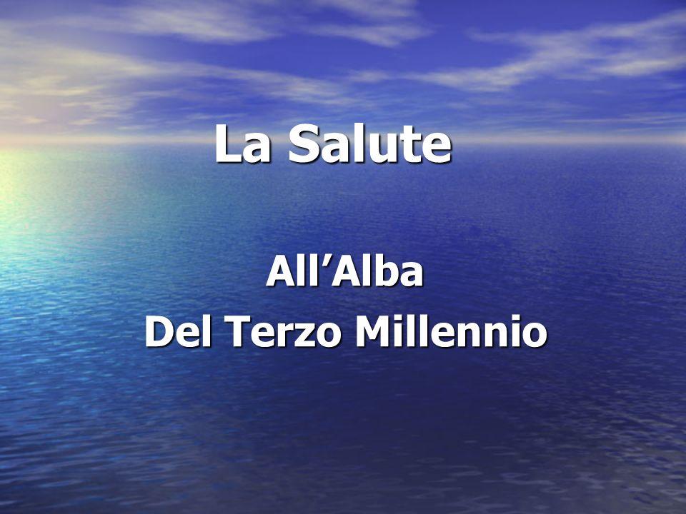 All'Alba Del Terzo Millennio