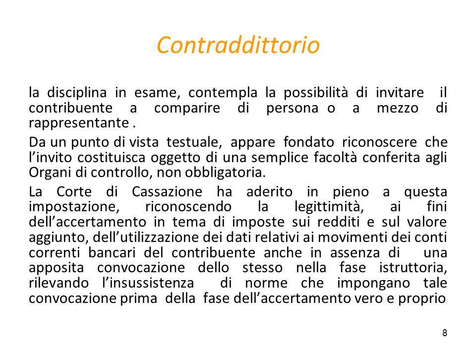 Contraddittorio
