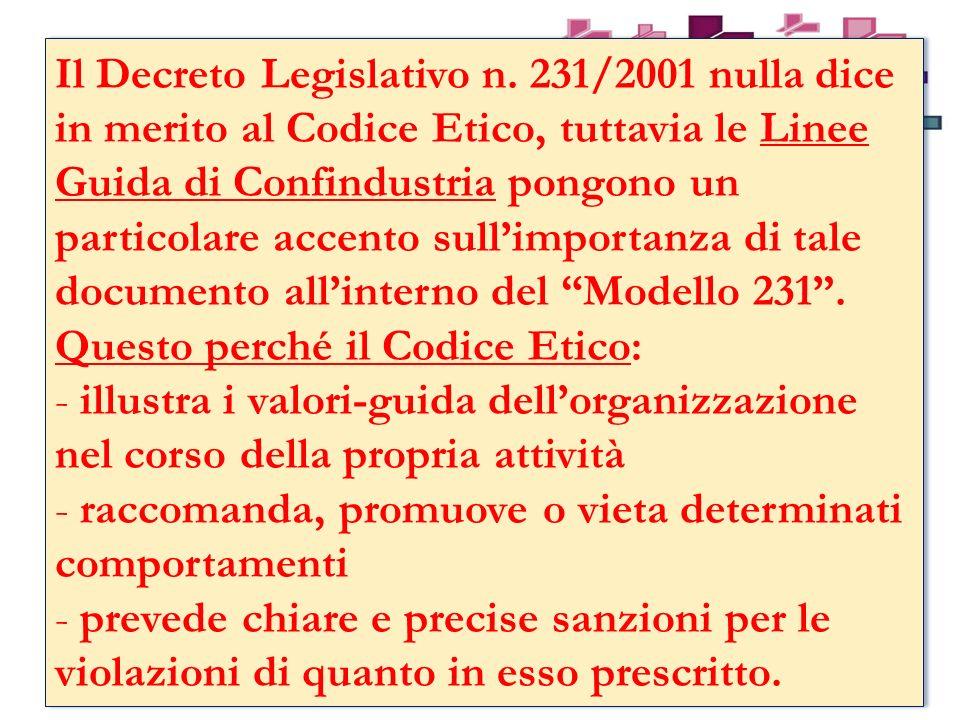 Il Decreto Legislativo n