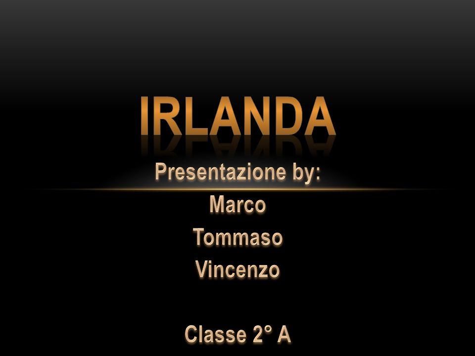 Presentazione by: Marco Tommaso Vincenzo Classe 2° A