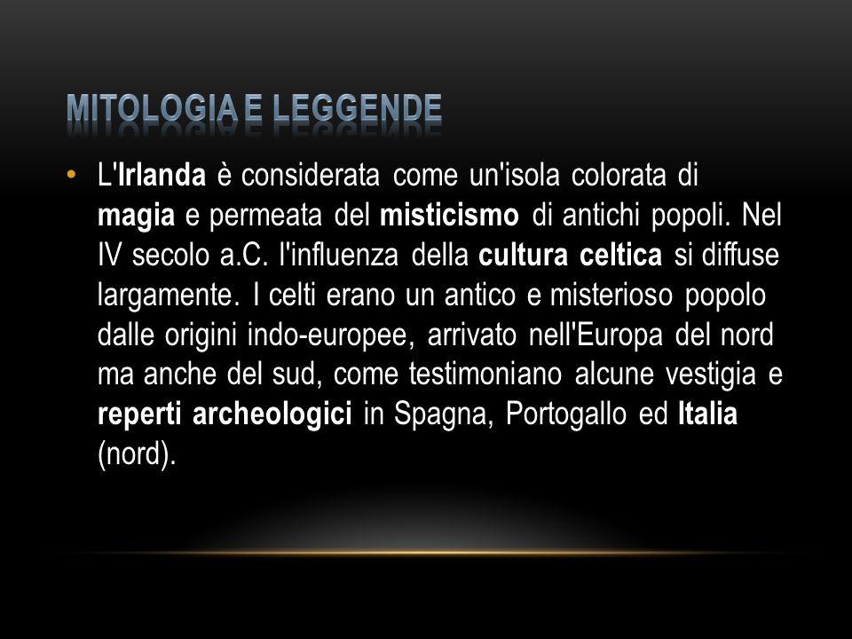 MITOLOGIA E LEGGENDE